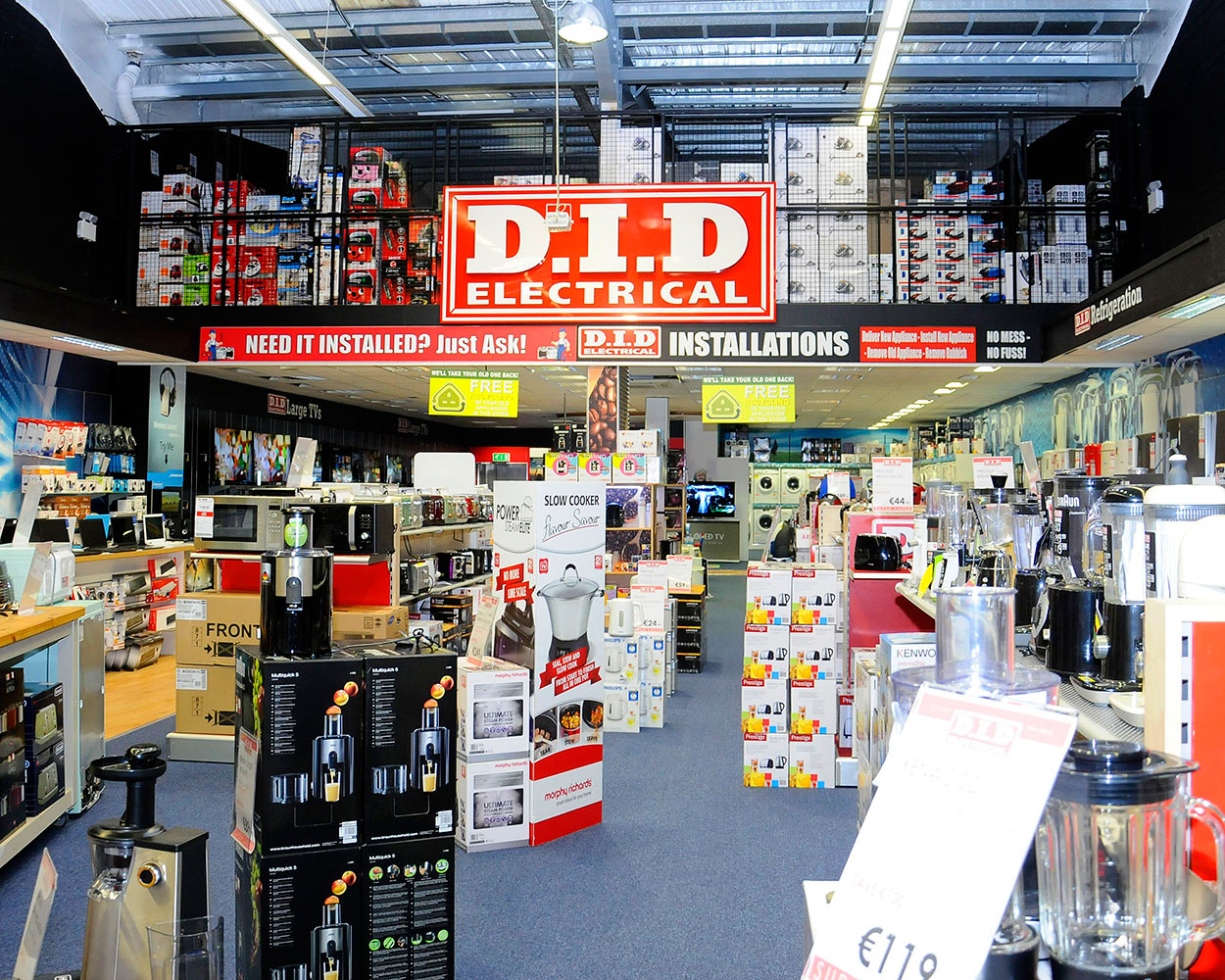 DID Electrical solutions by SDMC.ie